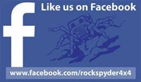 Rock Spyder 4x4 Facebook Like Us Button