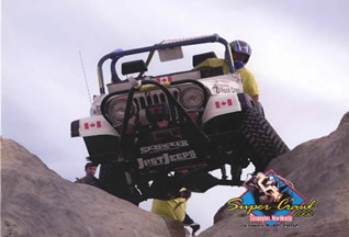 Rock Spyder 4x4 - About